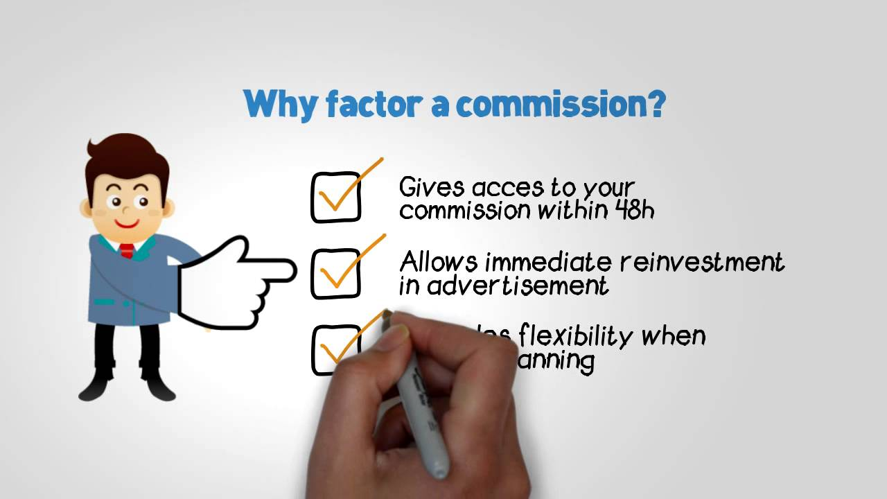 Real Estate Commission Factoring
