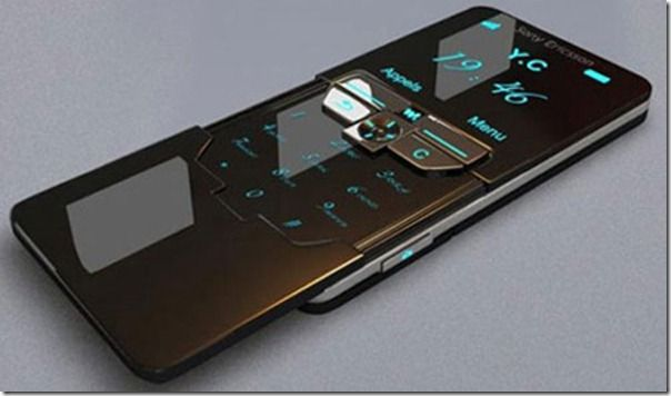 Future Technology Of Mobile Phones