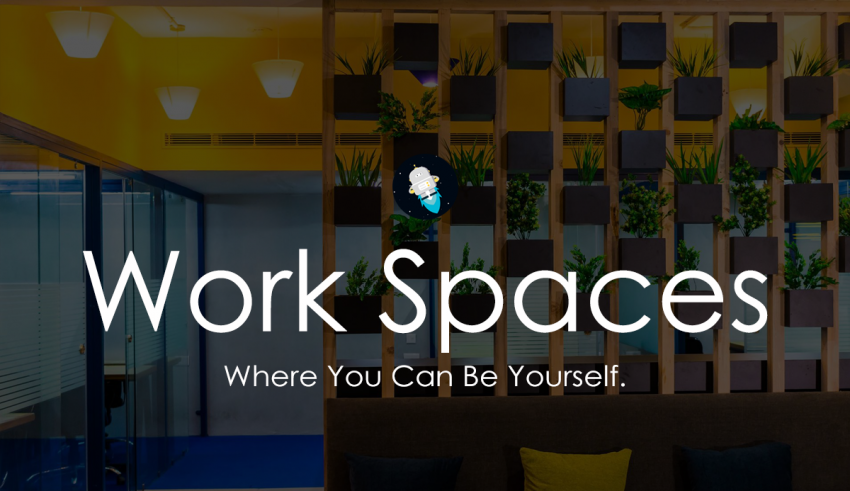 Workspaces - Spacejam
