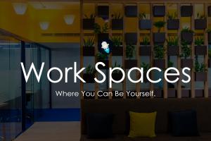 Workspaces - Spacejam