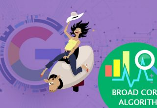 google broad core algorithm