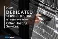 dedicated server hosting vs shared