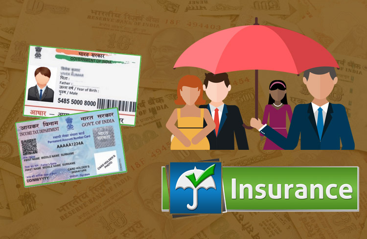 link aadhar to lic policy