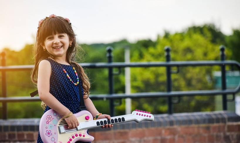 Music and sports for Childs