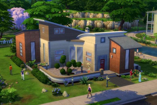 sims 4 free download easy
