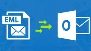 Export EML Files to PST Format Using EML to Outlook Converter