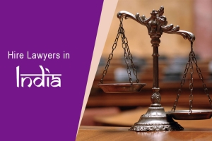 Hire Lawyers In India