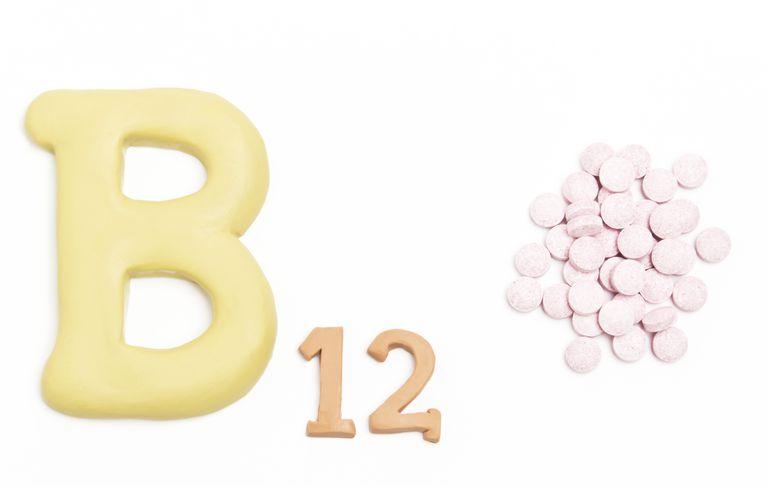 Vitamin B12 Deficiency anemia