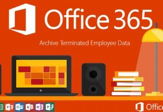 Archive Terminated Employee Data in Office 365