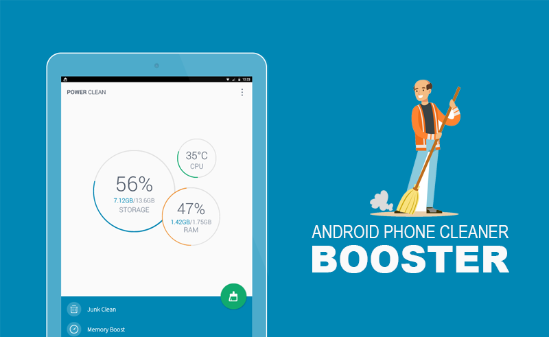 Android Phone Cleaner