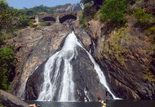 Waterfall Goa