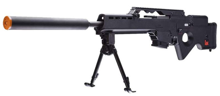 6 Things to Consider Before Buying An Airsoft Sniper Rifle