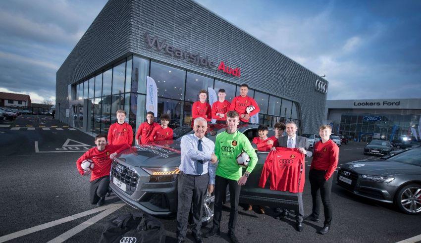 Audi Sponsorship