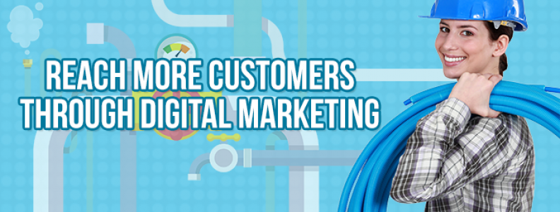 digital marketing for plumbers