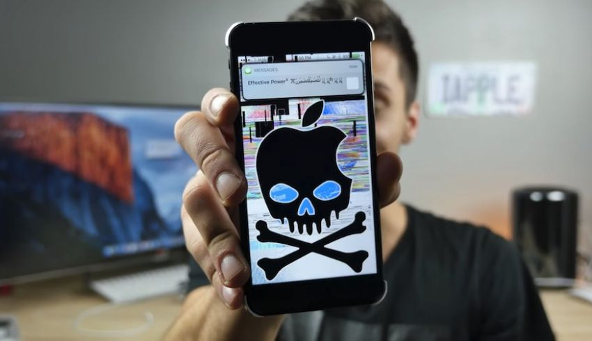 How to Hack an iPhone Without JailBreaking it? - Easyworknet