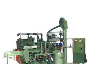 fully automatic winding machine
