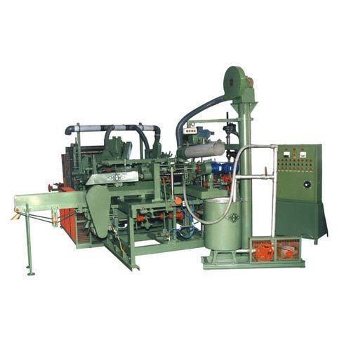 fully automatic winding machine