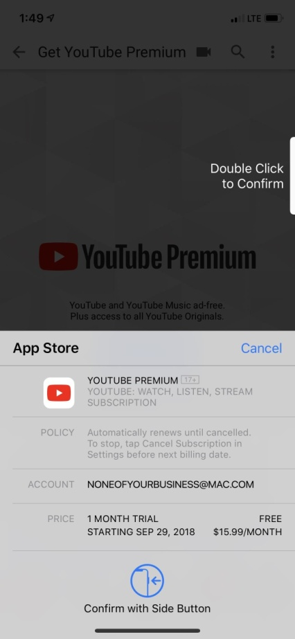 Saving Videos from Within Your YouTube App 2