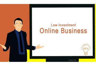 Low-Investment Online Business