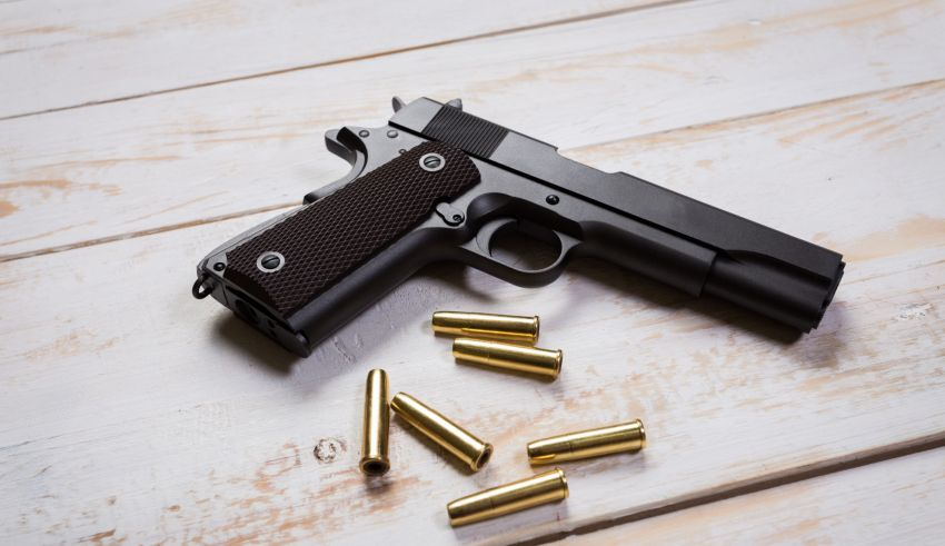 What You Need to Know About Building a Gun (Legally)