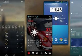 android weather apps