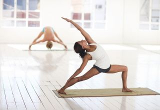 5 Beginner Yoga Poses for Non-Flexible People