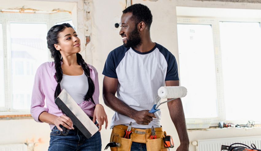 How to Fix up a House on a Tight Budget