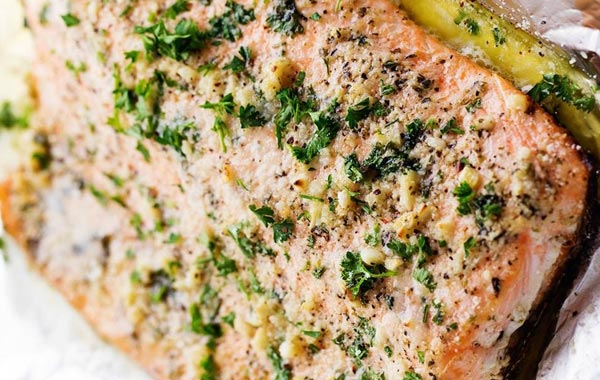 Parmesan Garlic Herb Marinade