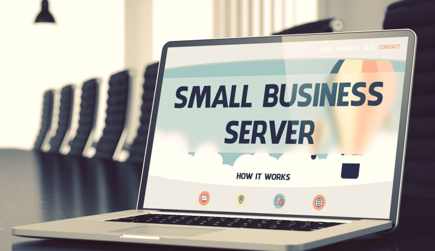 Power Surger: How to Setup a Server for a Small Business