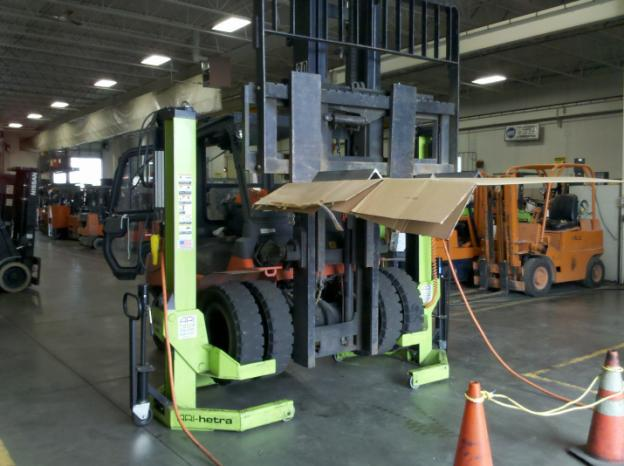 Five Must-Have Forklift Tools In Your Mechanic Toolbox