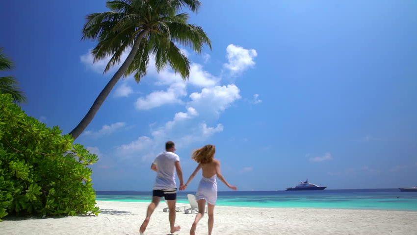 enjoying vacation