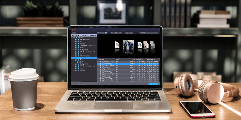 laptop and desktop data recovery