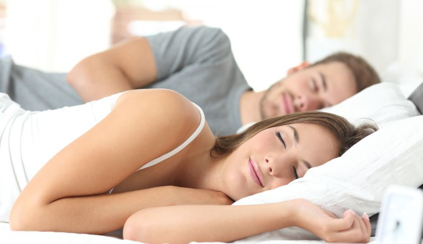 How Couples Sleep Affects the Quality of Their Relationships