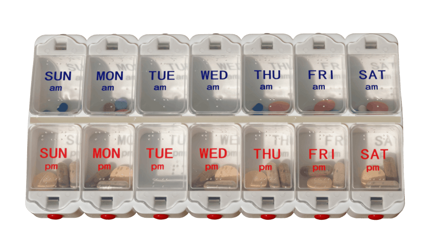 Medication Calendars and More! How to Manage Multiple Medications