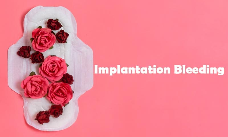 when does implantation bleeding occur