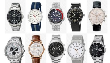 branded timepieces