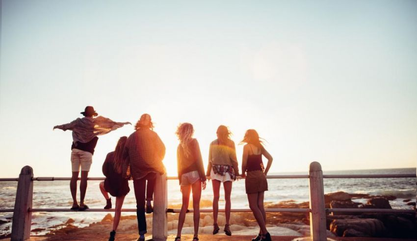 girls getaway trip