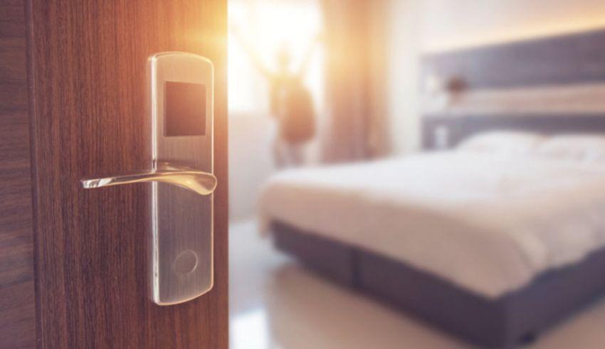 securing hotel
