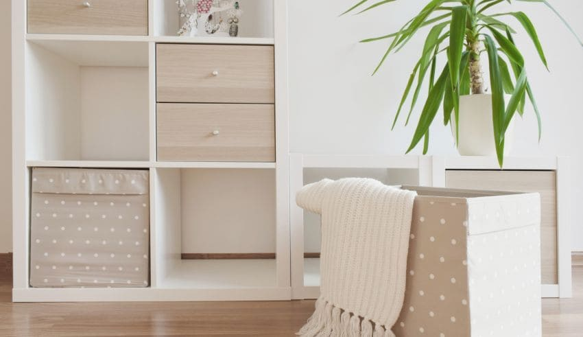 10 Brilliant Tips for Organizing Small Spaces