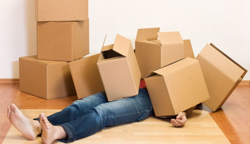 Mistakes While Making Home Moving A Breeze