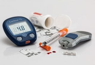 diabetes symptoms in men