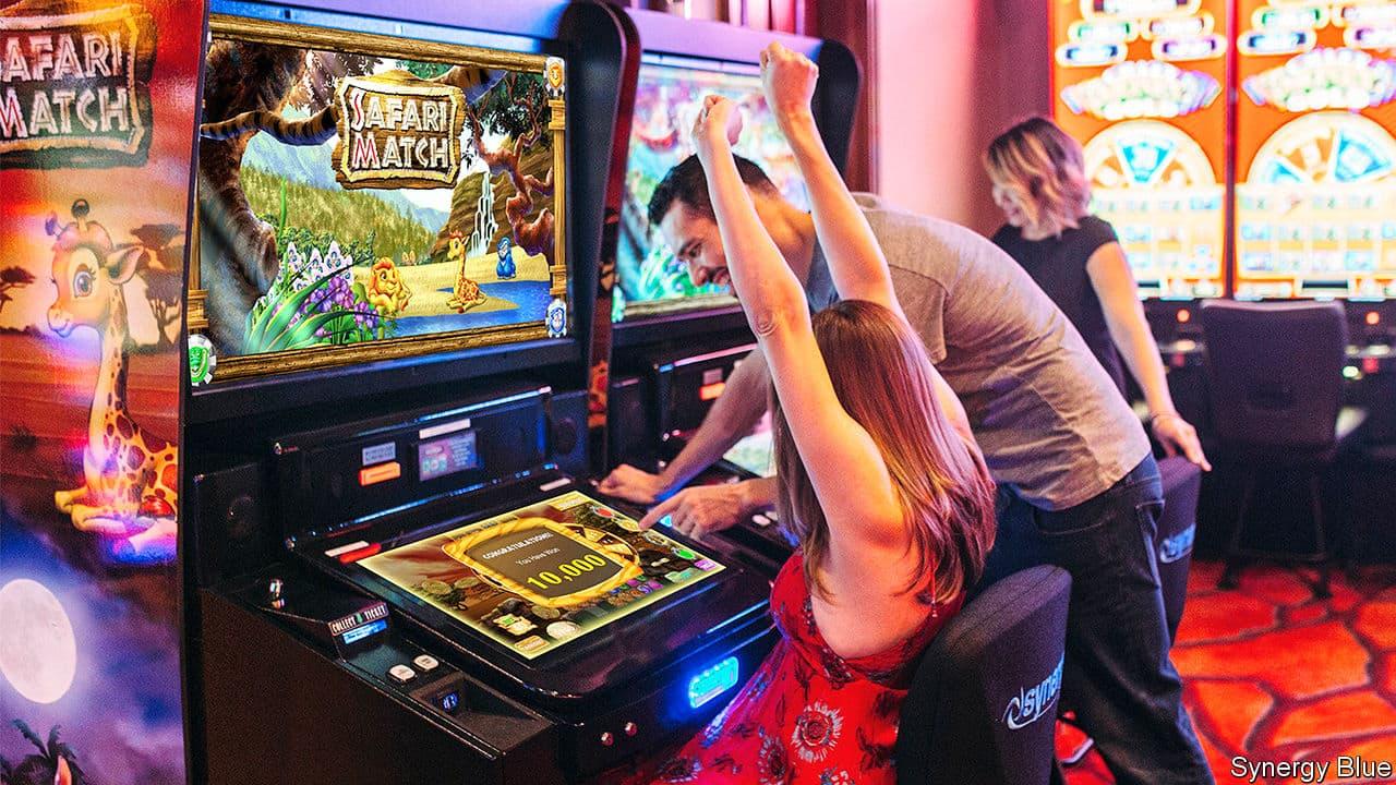 Slot Machines Casino Games