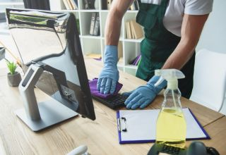 Tired of Having a Dirty Office? This is How You Can Keep it Clean
