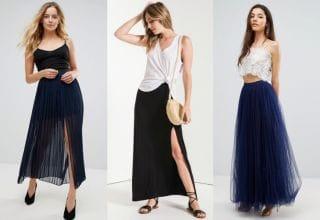 Wear Maxi Skirts