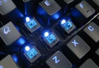 clicky mx switches