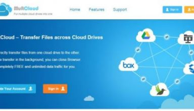 ultiple Cloud Drives Manager MultCloud and Exclusive Giveaway