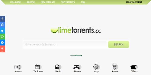LimeTorrents.ws