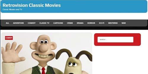 Retrovision Classic Movies