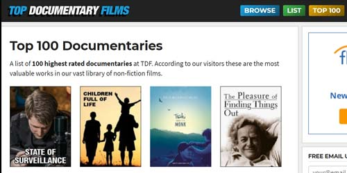 Top-Documentary-Films