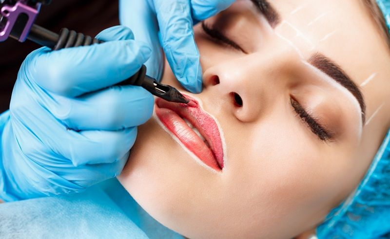 types of jobs in the beauty industry